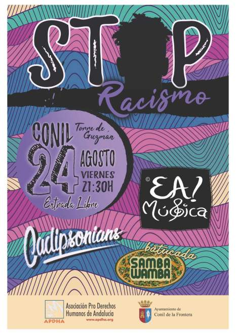Cartel Stop Conil